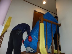 引越し(階段)
