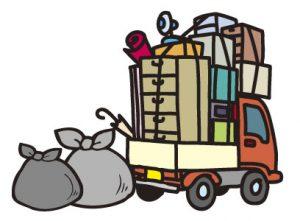 不用品回収サービスを利用する