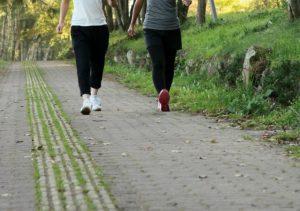 運動でカロリー消費