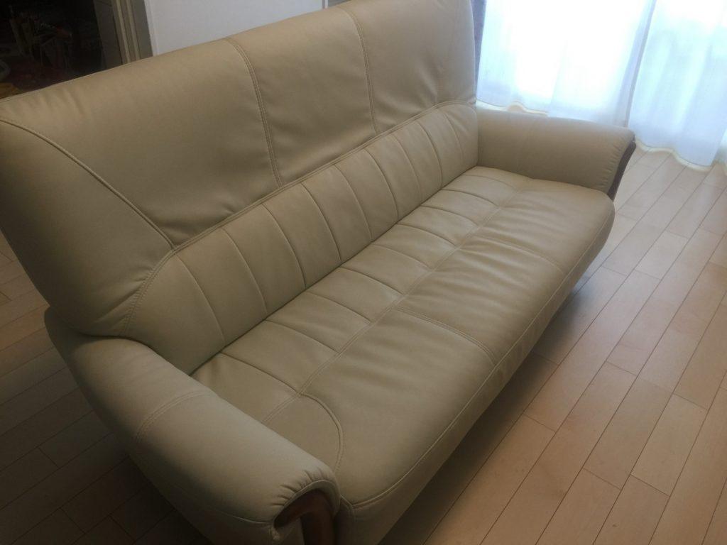 理想的なソファ