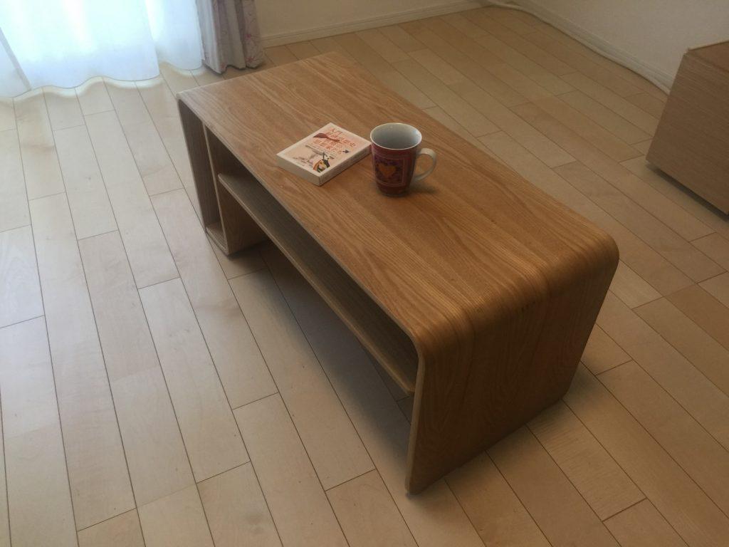 理想的なコーヒーテーブル