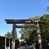 年末年始の神社