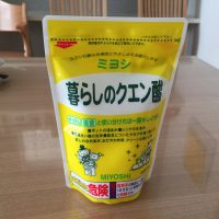 クエン酸洗剤