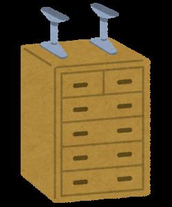 家具の揺れ防止