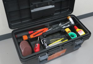 家具の組み立てに使える道具