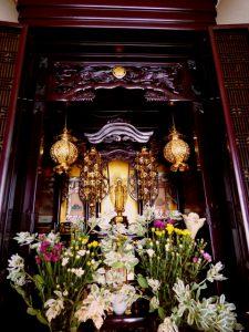 台置き仏壇
