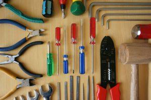 ちゃんとした工具
