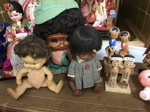 懐かしい人形