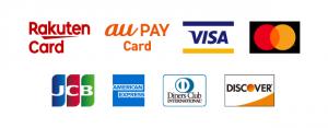 株式会社アルファ終活サービスはクレジットカードでのお支払いも可能です